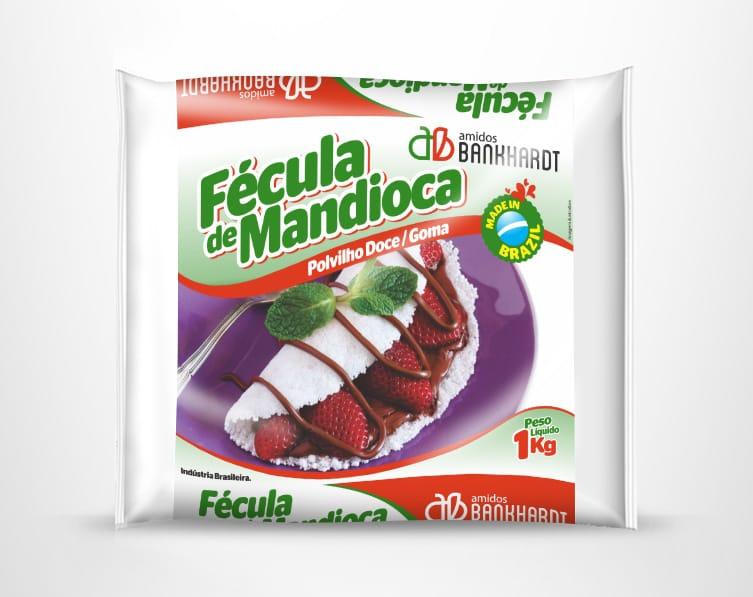 Fécula de Mandioca 1 kg