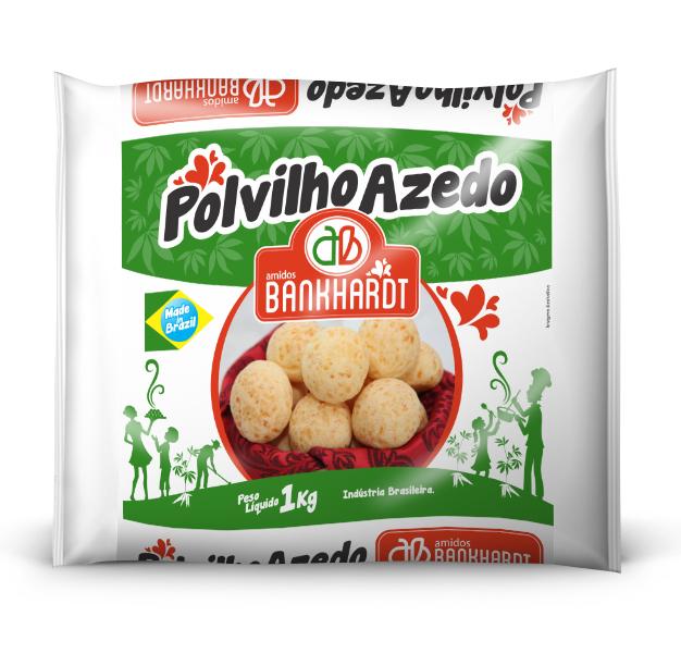 Polvilho Azedo 1 kg